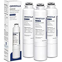 Crystala Filters DA29-00020B Water Filter Replacement for Samsung Refrigerators