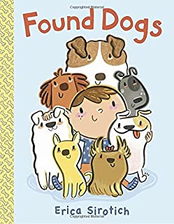 Book Cover: Found Dogs