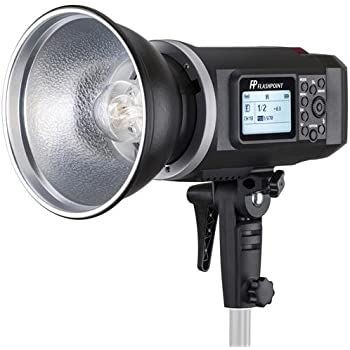 Flashpoint XPLOR 600 HSS Battery-Powered Monolight with Built-in R2 2.4GHz Radio Remote System (Bowens Mount)