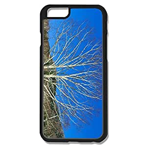 Amazing Design Bare Tree Against Blue Sky IPhone 6 Case For Birthday Gift