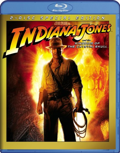 Indiana Jones and the Kingdom of the Crystal Skull [Blu-ray] (French Movie Priceless)