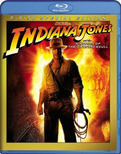 Indiana Jones & The Kingdom Of The Crystal Skull 2 Blu-Ray Edizione: Stati Uniti Reino Unido Blu-ray: Amazon.es: Harrison Ford, Karen Allen, Shia LaBeouf, Cate Blanchett, Ray Winstone, John Hurt, Jim Broadbent,