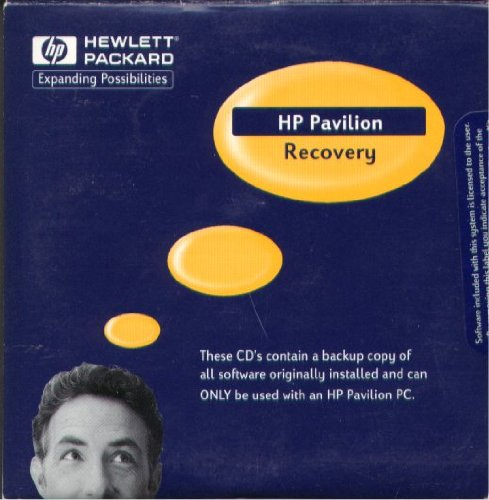 Hp recovery iso