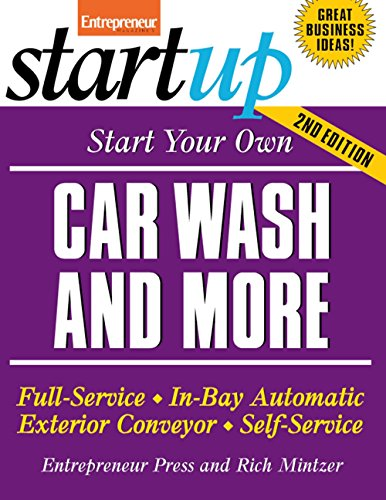 How To Get Startup Money For A Car Wash