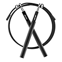 Jump Rope, JEFlex Premium Quality Skipping Rope Adjustable 10 Feet for Exercising and Training - JF0004