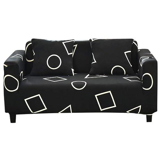Ichiias Funda para sofá, Impermeable, elástico, a Prueba de ...