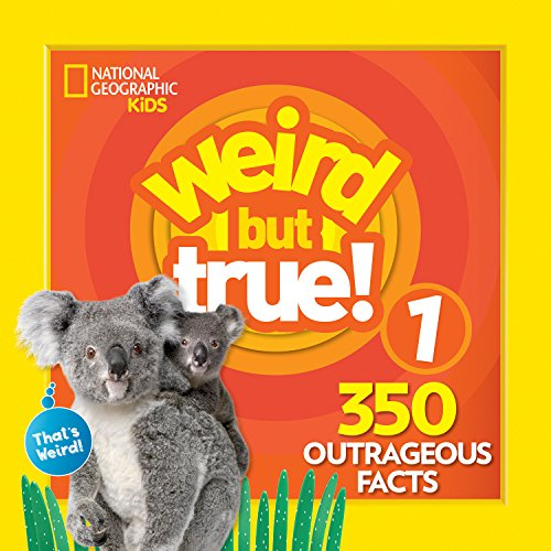 Weird But True 1: Expanded -