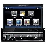 Soundstream VIR-7830B Single-Din Bluetooth Car Stereo DVD...