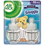 Airwick Scented Oil Twin Refill Cool Linen & White Lilac  40 ml