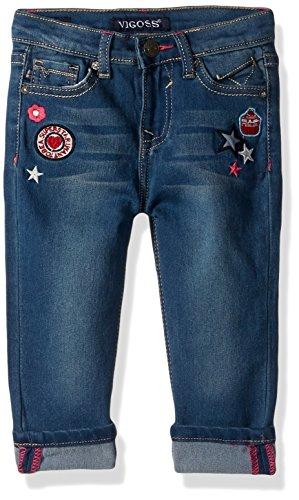 Skinny Crop Jeans - 4