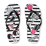The Childrens Place Kids E BG It Girl FF Flat Sandal