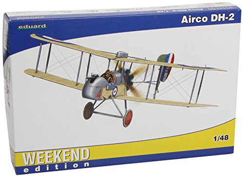 エデュアルド 1/48 エアコ DH-2 EDU8443 プラモデル