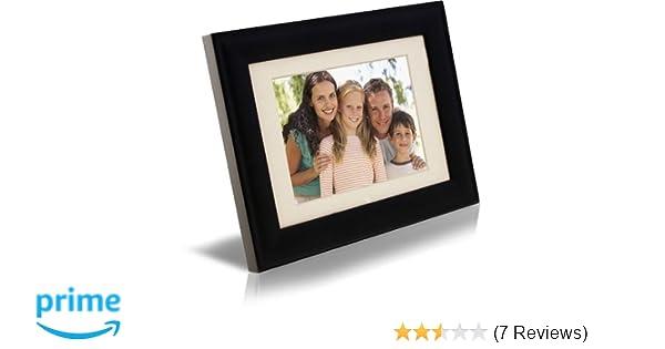 Amazon.com : Pandigital PAN5000W02 5-Inch Digital Picture Frame ...