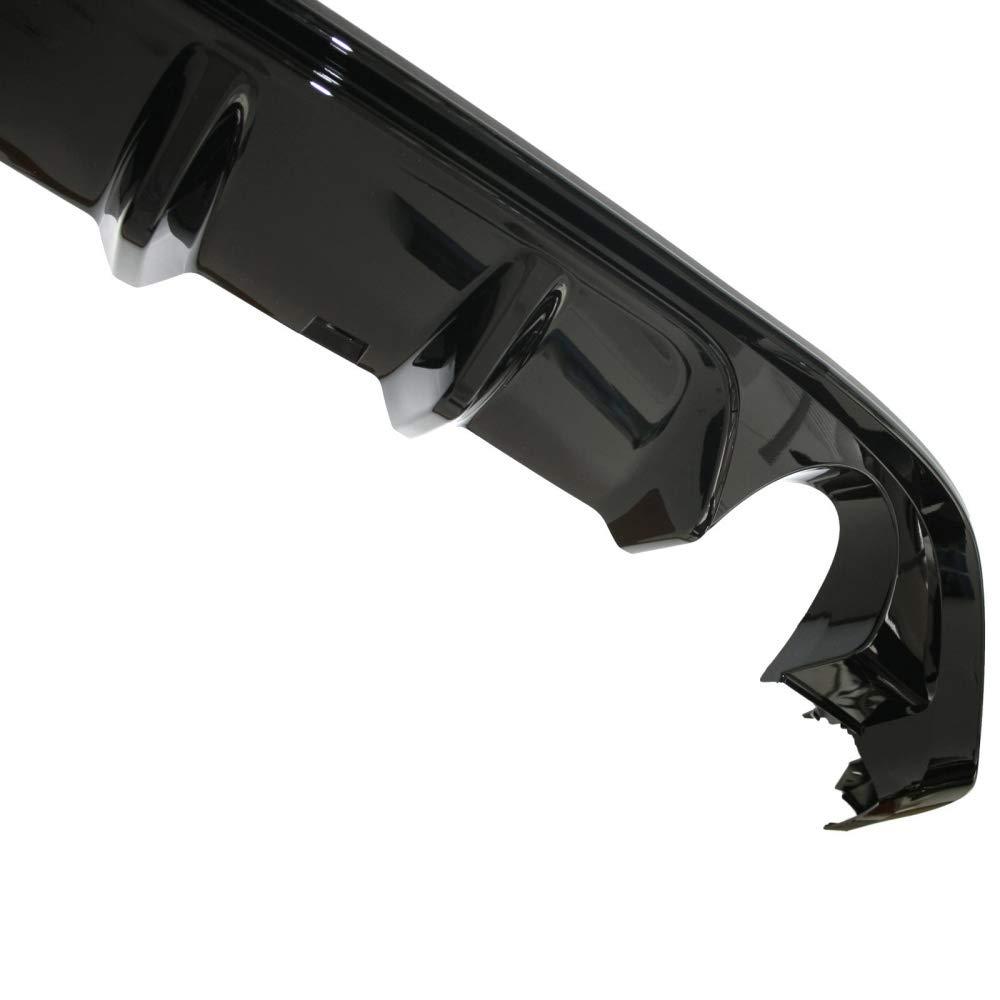 Heckdiffusor TCR Diffusor Aerodynamik schwarz gl/änzend 5G6807568AG041