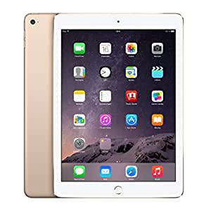 Apple iPad Air 2 16GB Oro - Tablet (Tableta de tamaño completo, IEEE 802.11ac, iOS, Pizarra, iOS, Oro)