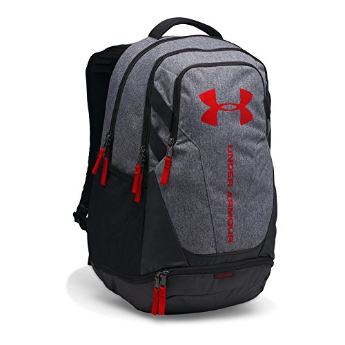 2017 Back-to-School Popular Backpacks Teens & Tweens - Under Armour UA Hustle 3.0 OSFA Graphite