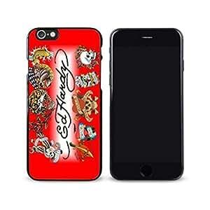 Ed Hardy image Custom iPhone 6 Plus 5.5 Inch Individualized Hard Case hjbrhga1544