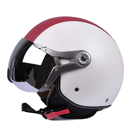 YYCC-helmet Casco Integral antivaho, Personalidad Cubierta Casco ...