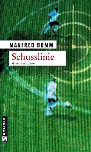 Schusslinie: Der fünfte Fall für August Häberle (Kriminalromane im GMEINER-Verlag)