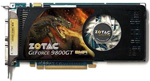 Zotac ZT-98GES3P-FCP 9800GT AMP Limited Edition 512 MB 256-Bit DDR3 700/2000 Video Card (256 Bit 512mb Ddr3)