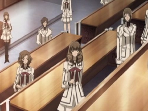 Burden of Sinners (Vampire Knight Anime)