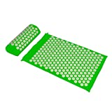 Acupressure Yoga Mat Massager Massage cushion Acupressure Mat Relieve Stress Pain Acupuncture Spike Yoga Mat pin pad/yoga mat