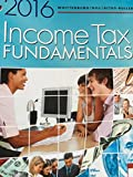 img - for Income Tax Fundamentals 2016, Loose-Leaf Version book / textbook / text book