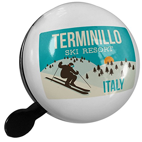 Small Bike Bell Terminillo Ski Resort - Italy Ski Resort - NEONBLOND by NEONBLOND