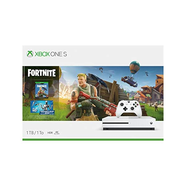 Xbox One S 1TB Console - Fortnite Bundle (Discontinued) 9
