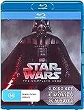 Star Wars Complete Saga | 6 Star Wars Films | 9 Discs | NON-USA Format | Region B Import - Australia