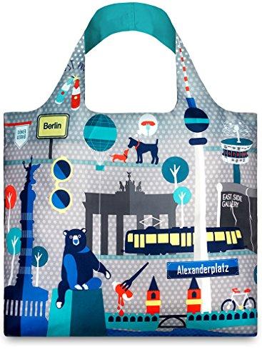 LOQI Urban Berlin Bag/ Tote - Berlin Shop Asia