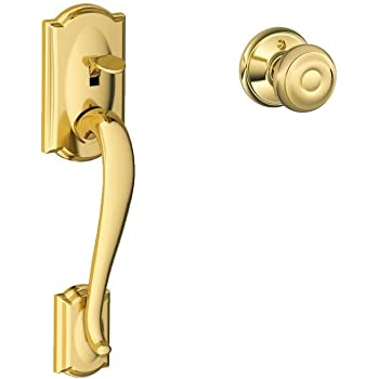 Schlage Fe285ply505ply Lifetime Polished Brass Plymouth