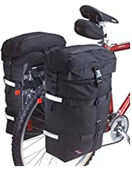 Inertia Designs Expedition Cam Panniers-Black
