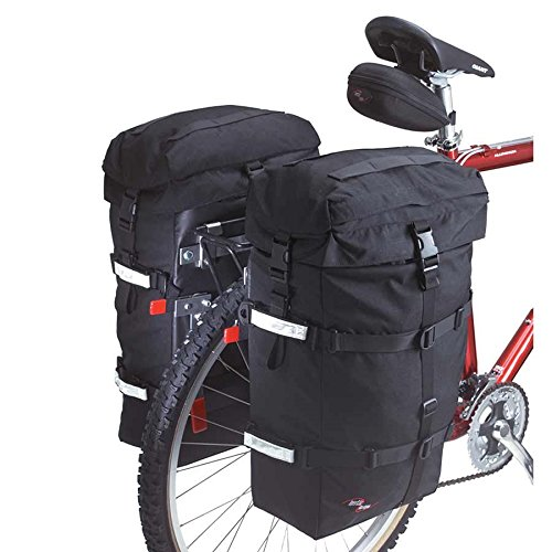 Inertia Designs Expedition Cam Panniers-Black by Inertia Designs   B004DTTYTM