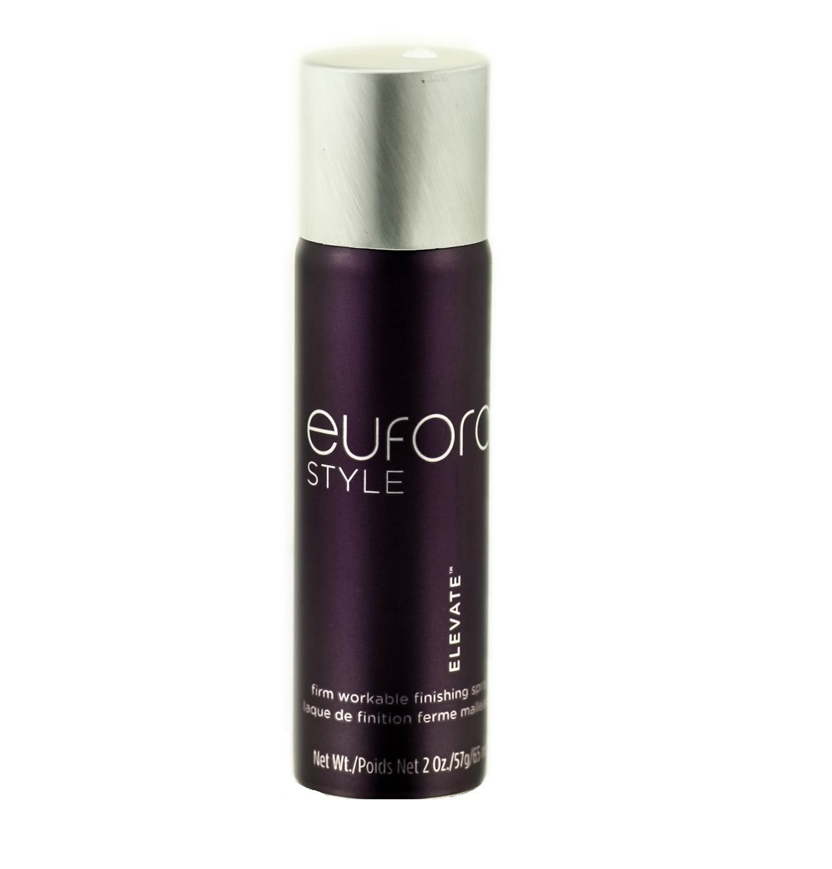 New Eufora Elevate Firm Hold Workable Finishing Hair Spray 2 oz for cheap