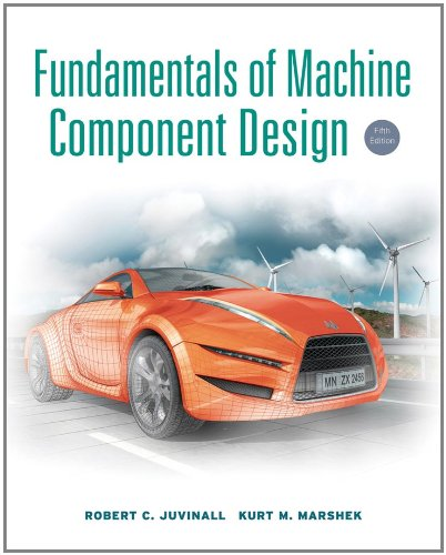 Fundamentals of Machine Component Design (Machine Design)