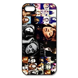Famous Singer Adele Hard Plastic Back Protective Case for Apple Iphone5 FC-1