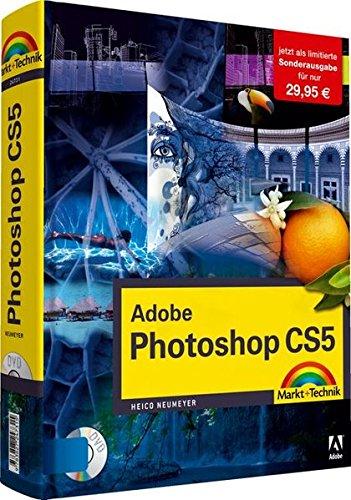 Adobe Photoshop CS5 Kompendium (Kompendium / Handbuch) Taschenbuch – 1. April 2011 Heico Neumeyer Sven Fischer Markt+Technik Verlag 3827247314