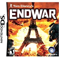 Tom Clancy's End War / Game - Nintendo DS