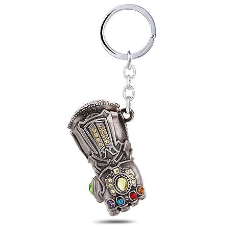 Amazon.com: New Avengers Iron Man Glove Keychain Marvel ...