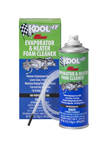 Lubegard 96030 Kool-It Evaporator and Heater Foam Cleaner -