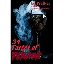 31 Tastes of Terror: Cocktails and Terrifying Tales to Count Down to Halloween