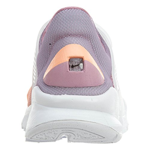 Nike Wmns Sock Dart BR, Entrenadores Para Mujer Multicolor (Sunset Glow/white/orchid/glacier Blue)