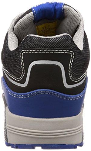 Raptor Jogger Bleu Noir 100 Safety S1p Baskets Métalliques Non De Sécurité n7aIUq