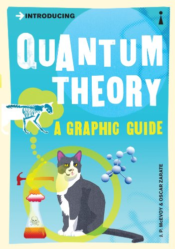 Introducing Quantum Theory: A Graphic Guide (Introducing...) cover
