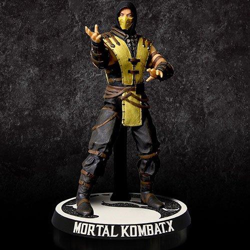 Mortal Kombat X 3.75 Action Figure: Scorpion