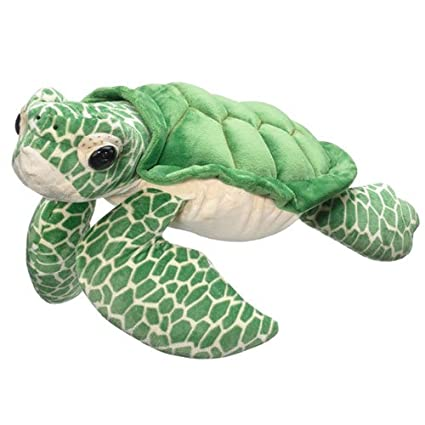 Amazon Com Wildlife Artists Sea Turtle Xtra Large Plush Stuffed