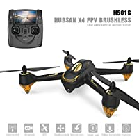 Hubsan X4 Brushless FPV Quad from Hubsan