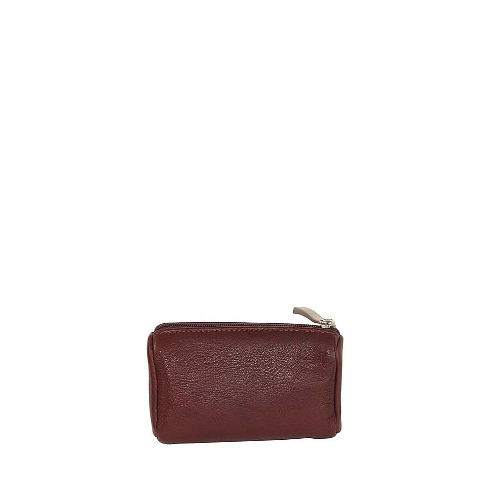 Osgoode Marley Cashmere Small Coin Purse (Brandy)