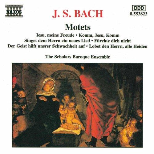 (Bach: Motets, BWV 225-230)